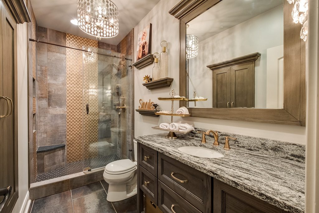 Bathroom Remodeling Louisville KY by Covenant Construction
