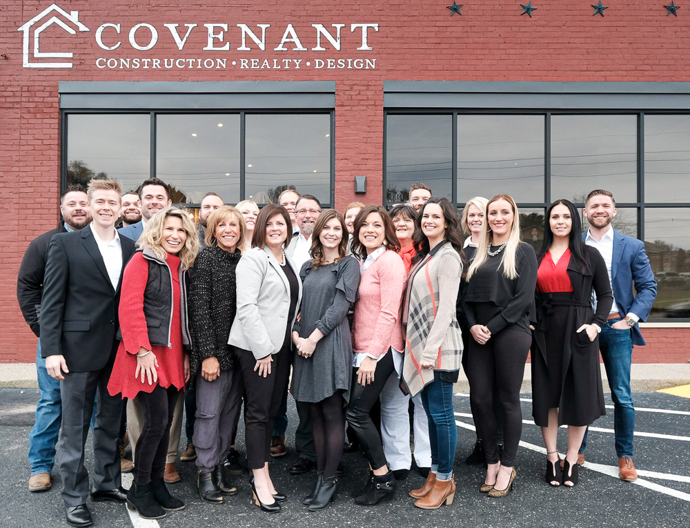 Covenant Construction Team
